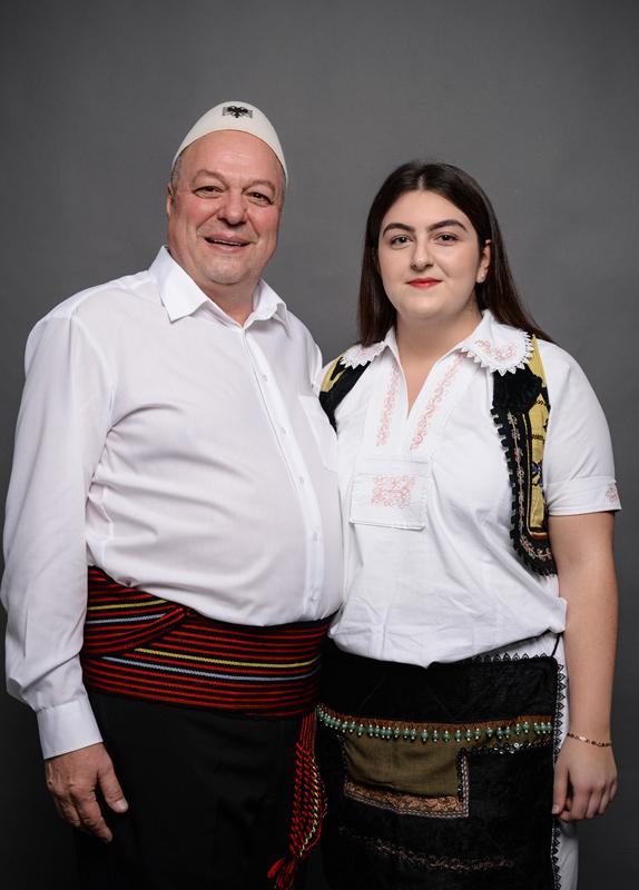 Albanische Kultur