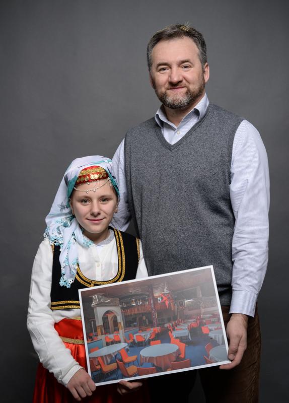 Bosnische Kultur